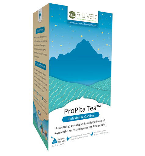 R-U-Ved Pro Pitta Tea