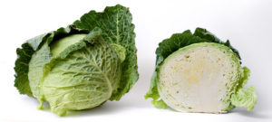 cabbage is a superfood.