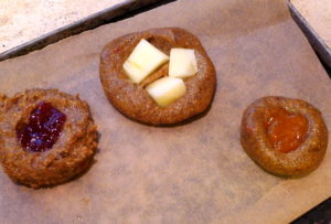 Healthy Breakfast Cookie Before Baking www.bodymindwellnesscenter.com