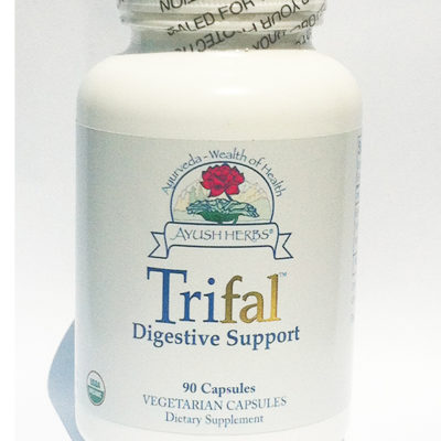 Trifal Digestive Support by Ayush Herbs